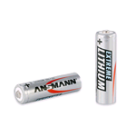1502-0001, Lithium Batteries 1,5 Volt blister pack AA Bulk in box da 50 pz.. Marca: Ansmann