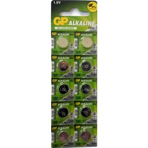 Vendita gp189a c10 gp batteries blister 10 pile alkaline 1 5v lr54 equivalente ag10 v10ga - Pile lr1130 equivalent ...