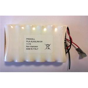Vendita pacco batteria alkaline 9v 6 x aa configurazione for Porta batteria 9v