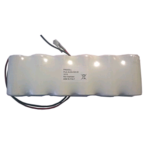 Vendita powerpack9v 2 batteria alcalina 9v 12ah con 6 for Porta batteria 9v