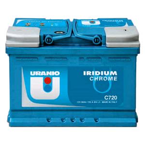 vendita c600 batteria auto uranio by fiamm iridium 60ah. Black Bedroom Furniture Sets. Home Design Ideas