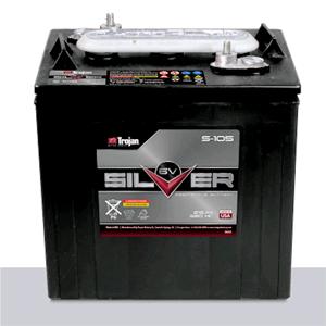 Kết quả hình ảnh cho BATTERY SILVER S-105