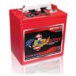 US Battery US145XC2, Deep Cycle Battery 6V 251Ah. (20hr.), Flooded Lead Acid (FLA) non-sealed (compatibile Trojan T-145+)