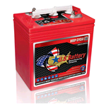 US Battery US2200XC2, Deep Cycle Battery 6V 232Ah. (20hr.) (compatibile Trojan T-105+)